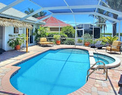 Port orange real estate com pool and lanai for Cost to build a lanai